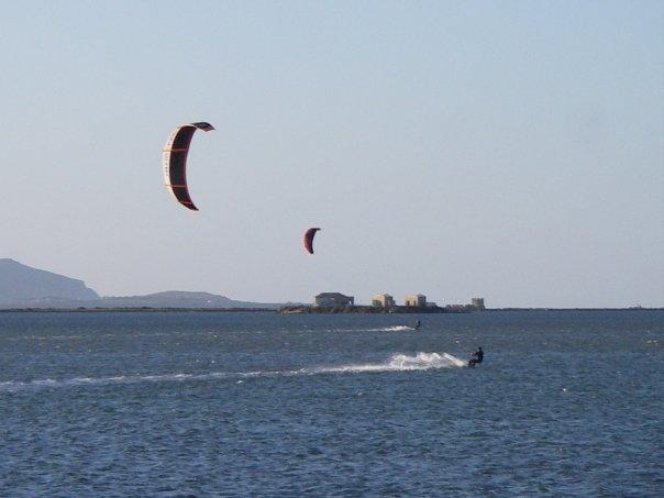 Kiteboarding Sicilia
