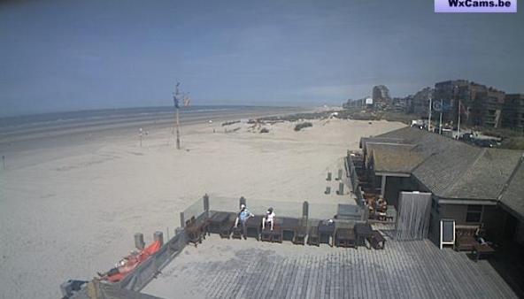 webcam kitesurf-belgique