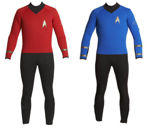 Combi Star Trek