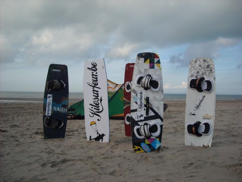 kitesurf Belgique