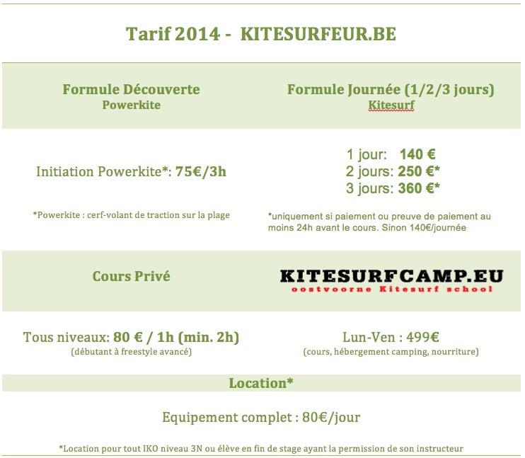 tarif-kitesurf-school-belgique