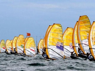 windsurf olympic games