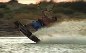cesar portas kiteboarding
