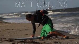 Matt Collins Getting Frothy