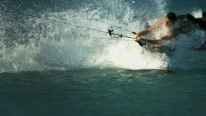Kiteboarding-super-slowmotion