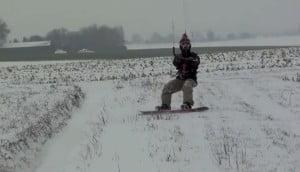 Starkites-snowkite