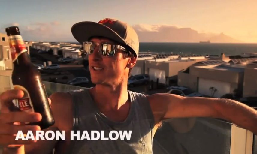 Freeride Project aaron Hadlow