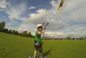 Yannick Schwickert -flysurfer