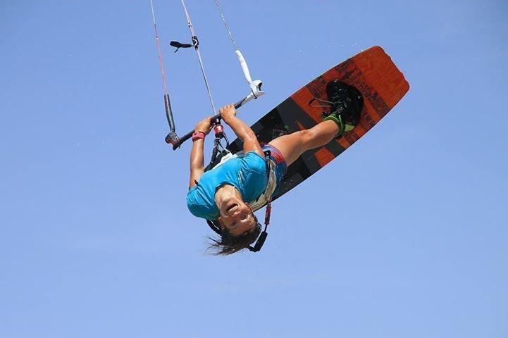 Nanette van der Snoek-jump
