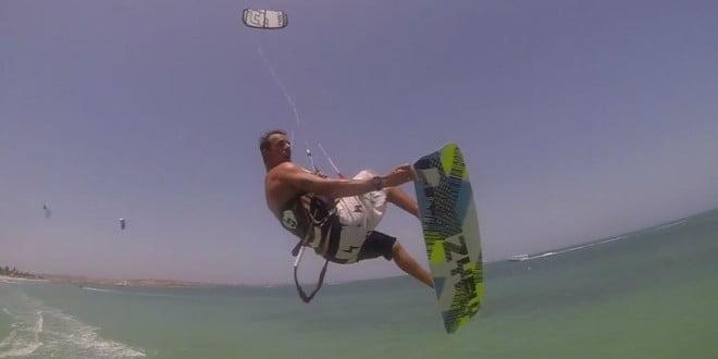 Advanced Kiteboarding – Backroll