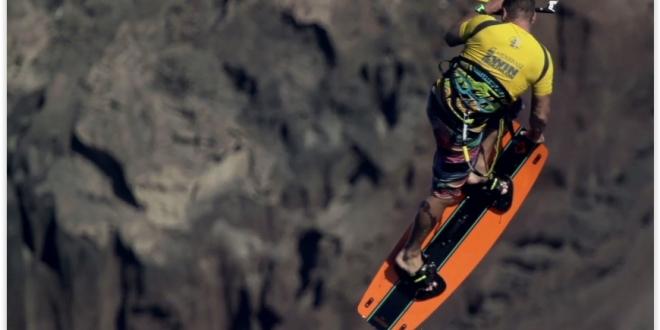 The MONK 2015 -Shinn Kiteboarding