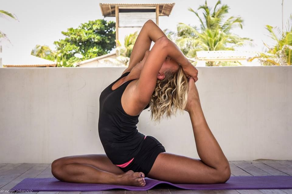 Annabel Van Westerop-yoga