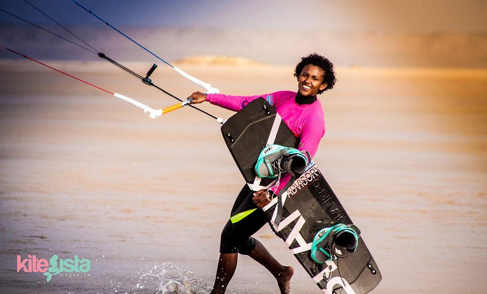 Dioneia Vieira-kite