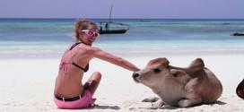 Friday Kitesurf Babe – Delphine Macaire- Hakuna Matata Zanzibar