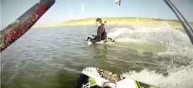 A Flatwater Dream – Maasvlakte – Cronix & Speed IV Lotus with Yannick & Emma