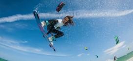 Friday Kitesurf Babe – Karolina Winkowska – HAVING FUN IN SARDINIA