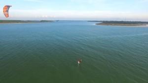 kiteboarding-foil-drone
